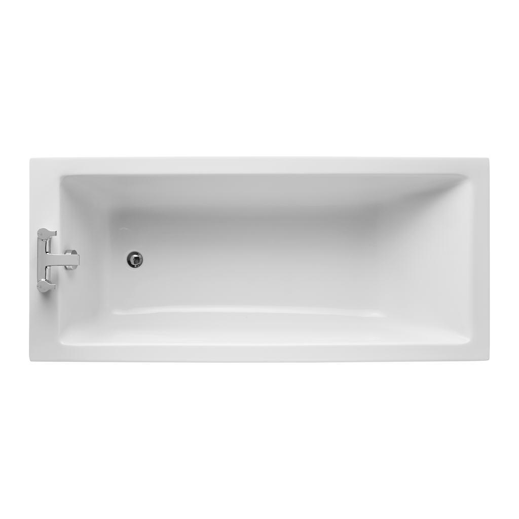 Cube 170x75cm Rectangular Bath