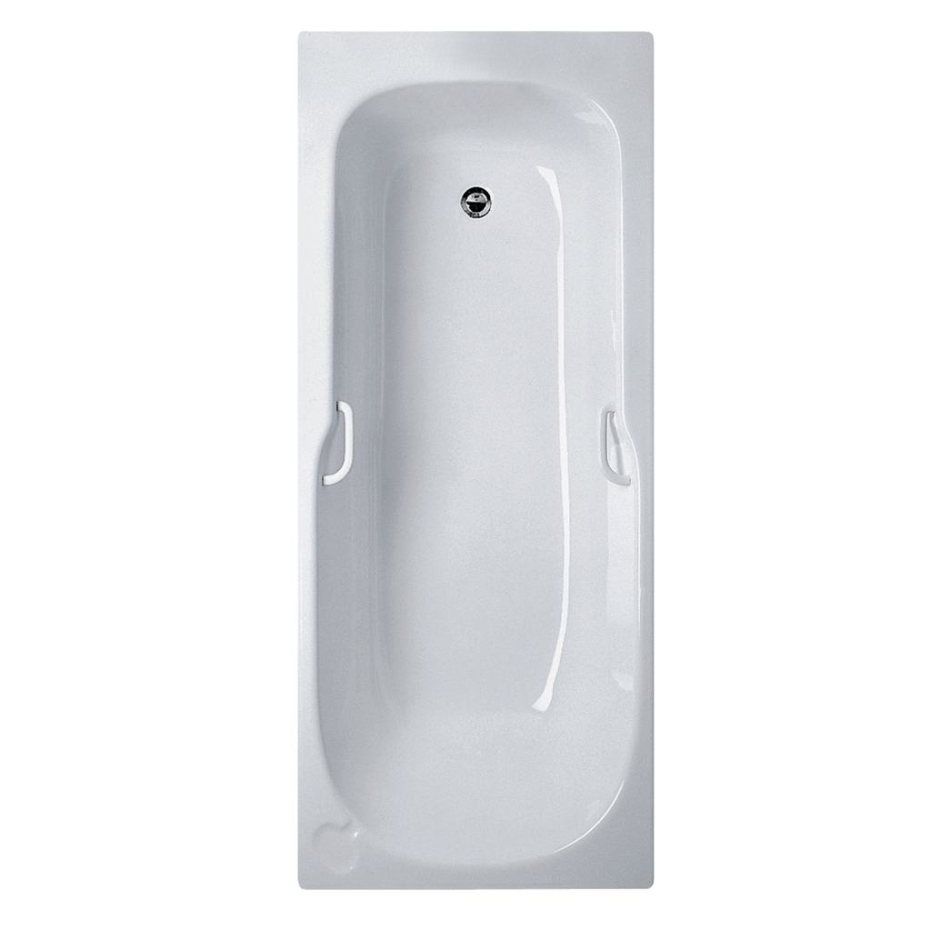 150x70cm Rectangular Bath, no tapholes