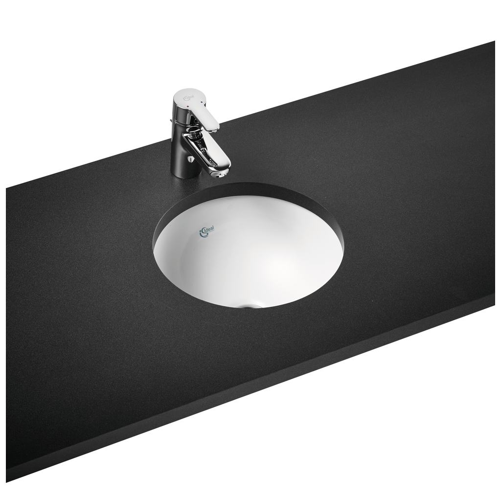38cm Under-Countertop Washbasin