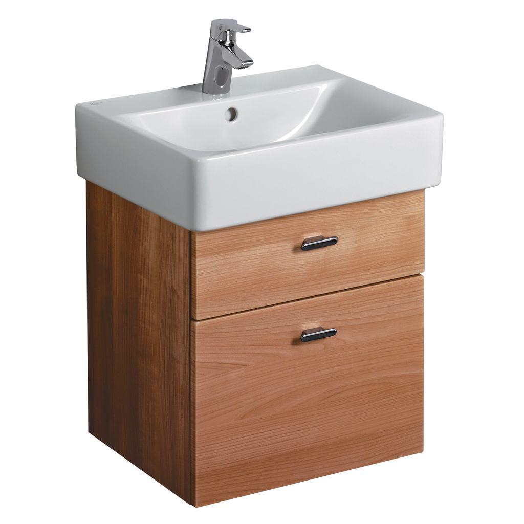product details e6446 550mm cube basin unit ideal. Black Bedroom Furniture Sets. Home Design Ideas