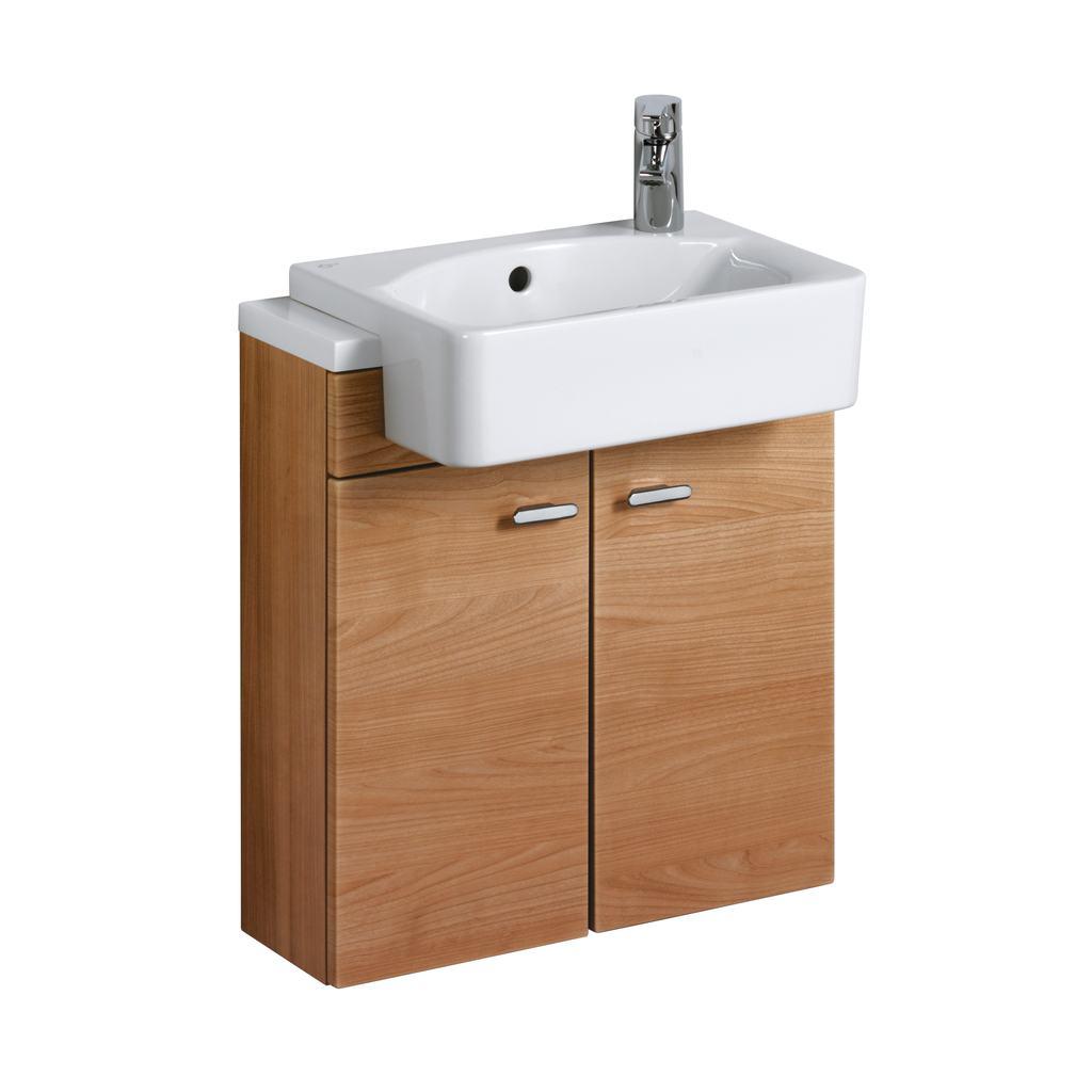 Countertop Unit : ... : E6458 500mm Slimline Semi-Countertop Basin Unit Ideal Standard