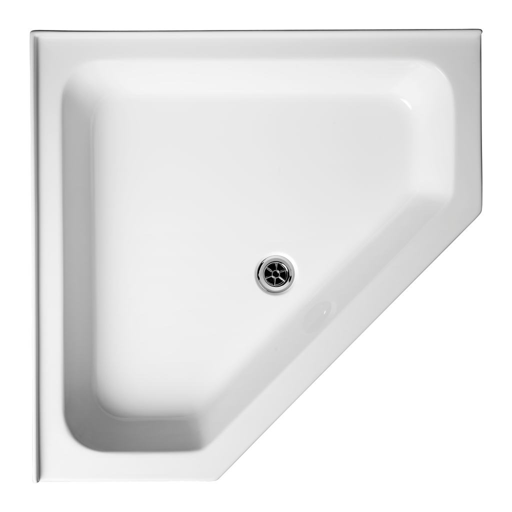 Product Details E7084 Corner Shower Tray Ideal Standard