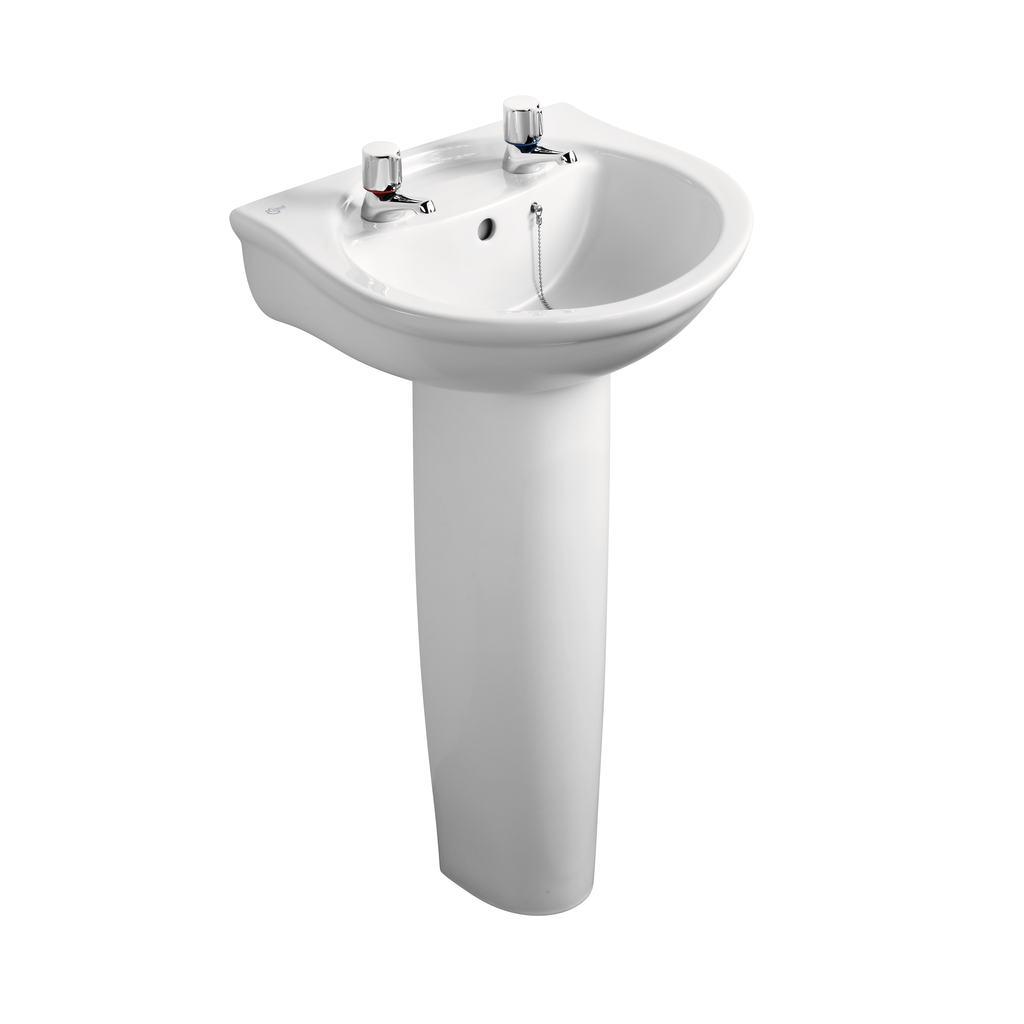Product details: E7402 | Full Pedestal | Ideal Standard