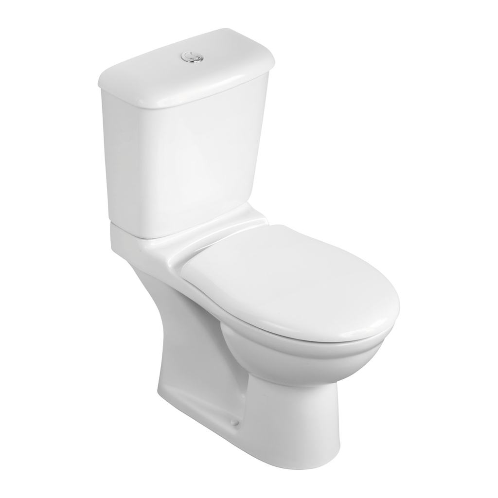4/2.6 Litre Dual Flush Close Coupled Cistern