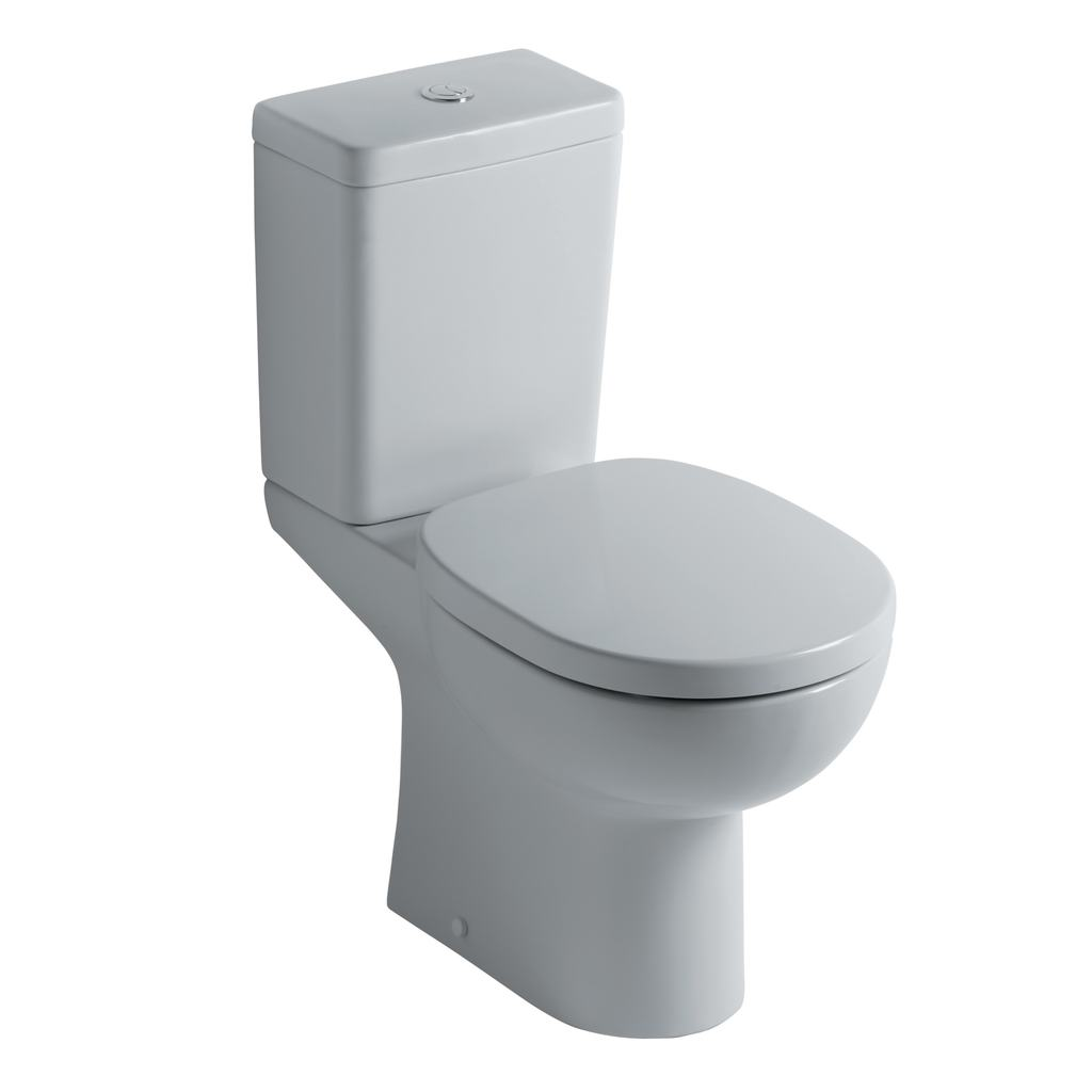 Cube 4/2.6 Litre Close Coupled Cistern