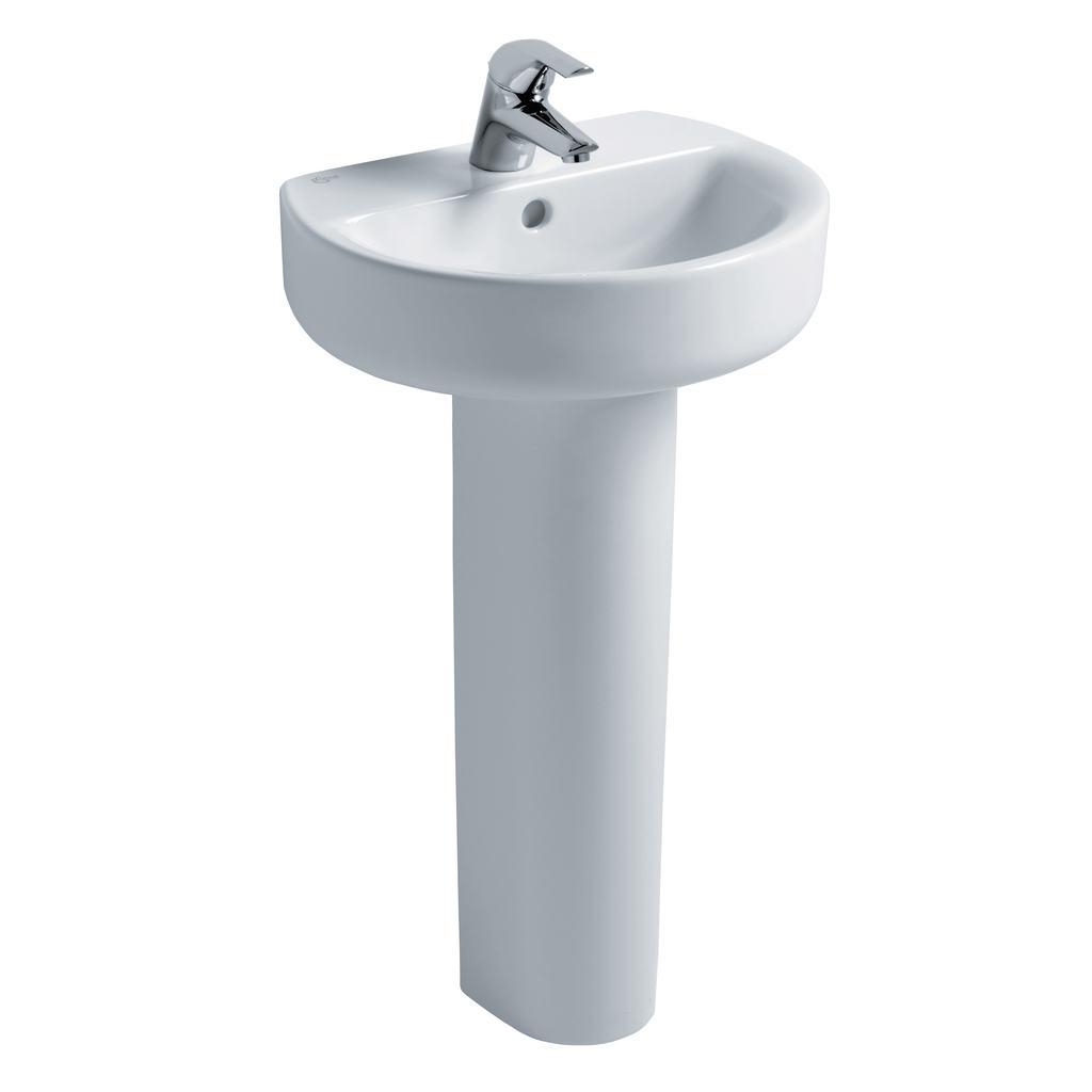 Sphere 45cm Handrinse Washbasin, 1 taphole
