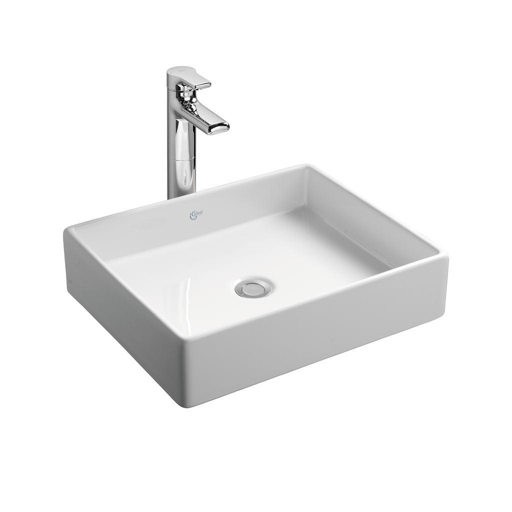 50cm Vessel basin, no tapholes