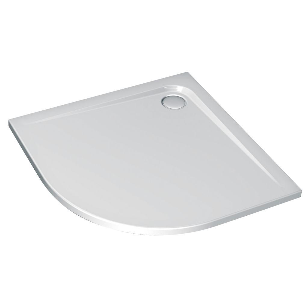 ULTRAFLAT асимметричный душевой поддон 100X80 см, правая версия