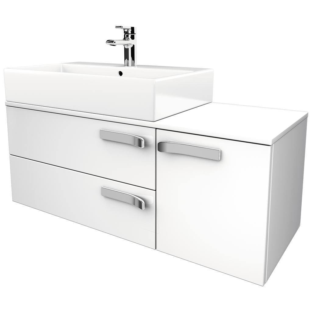 meuble pour lavabo cheap latest trendy luxe salle de bains design ou meuble pour vasque poser. Black Bedroom Furniture Sets. Home Design Ideas