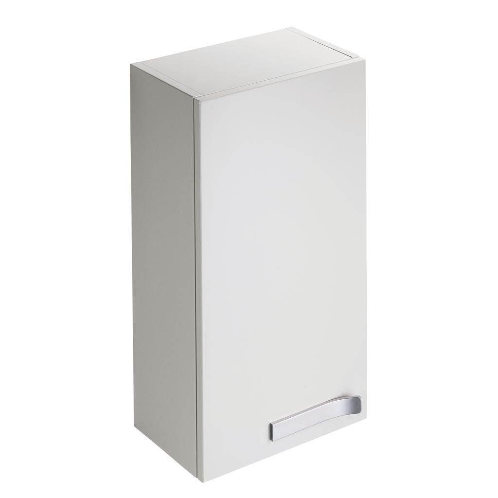 350mm Wall Mounted Unit, Left door