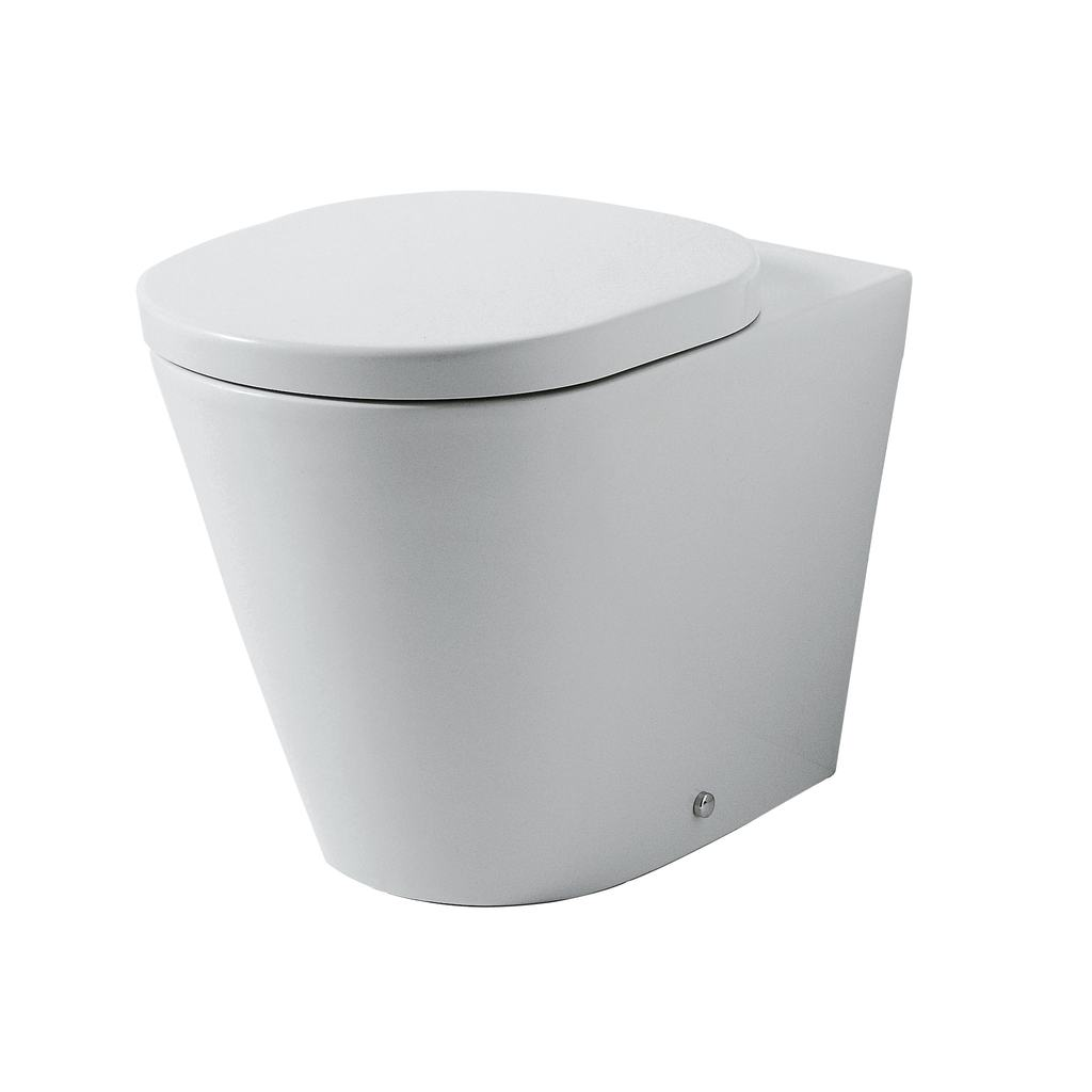 Product details k3110 back to wall wc bowl ideal standard for Lunette wc ideal standard