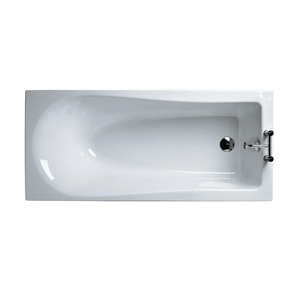180x80cm Rectangular Bath
