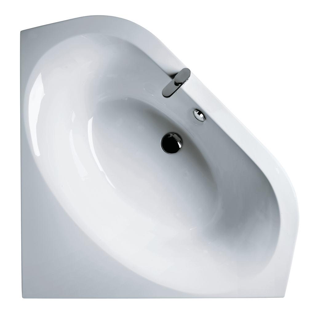 140x140cm Corner Bath