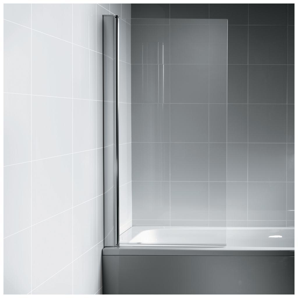 product details l6210 angle bath screen ideal standard angle bath screen