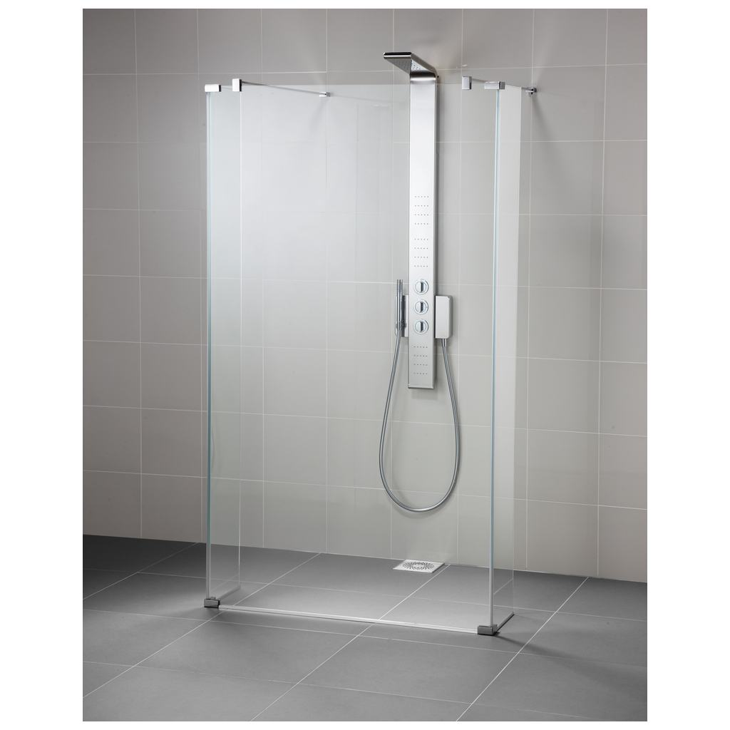 product details l6225 1200mm wet room panel ideal On porte 180x80