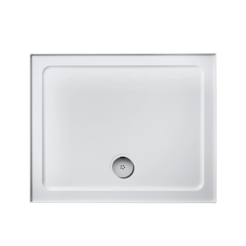 900x760mm Low Profile Tray, Upstand