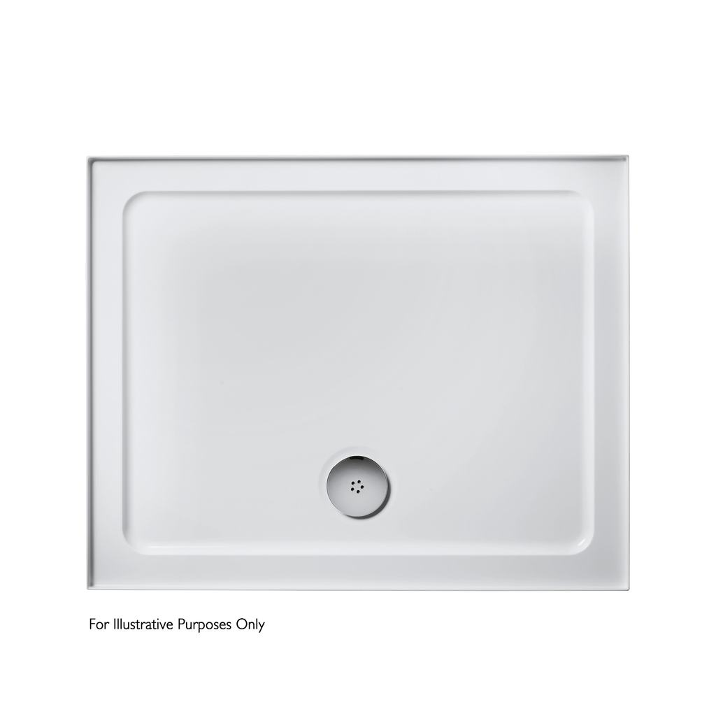 1200x760mm Low Profile Tray, Upstand