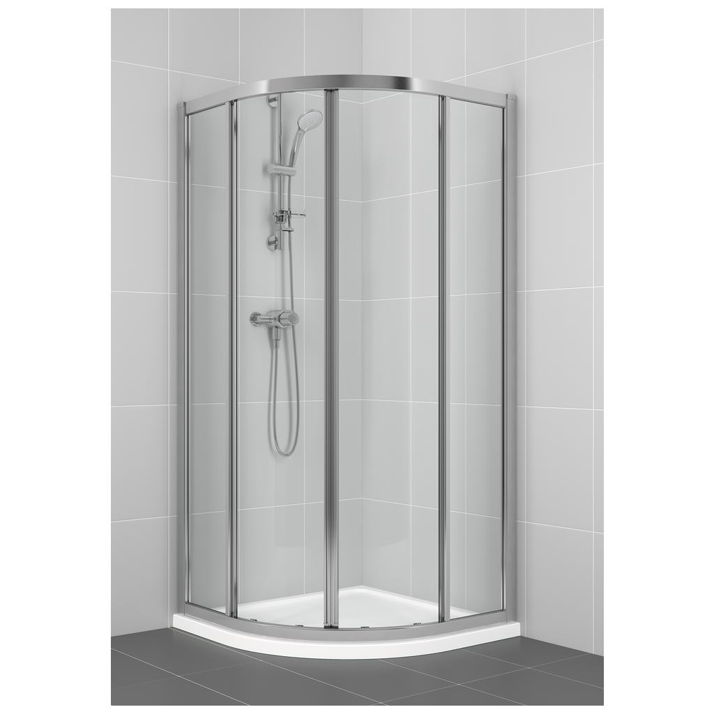 900mm Quadrant Shower Door