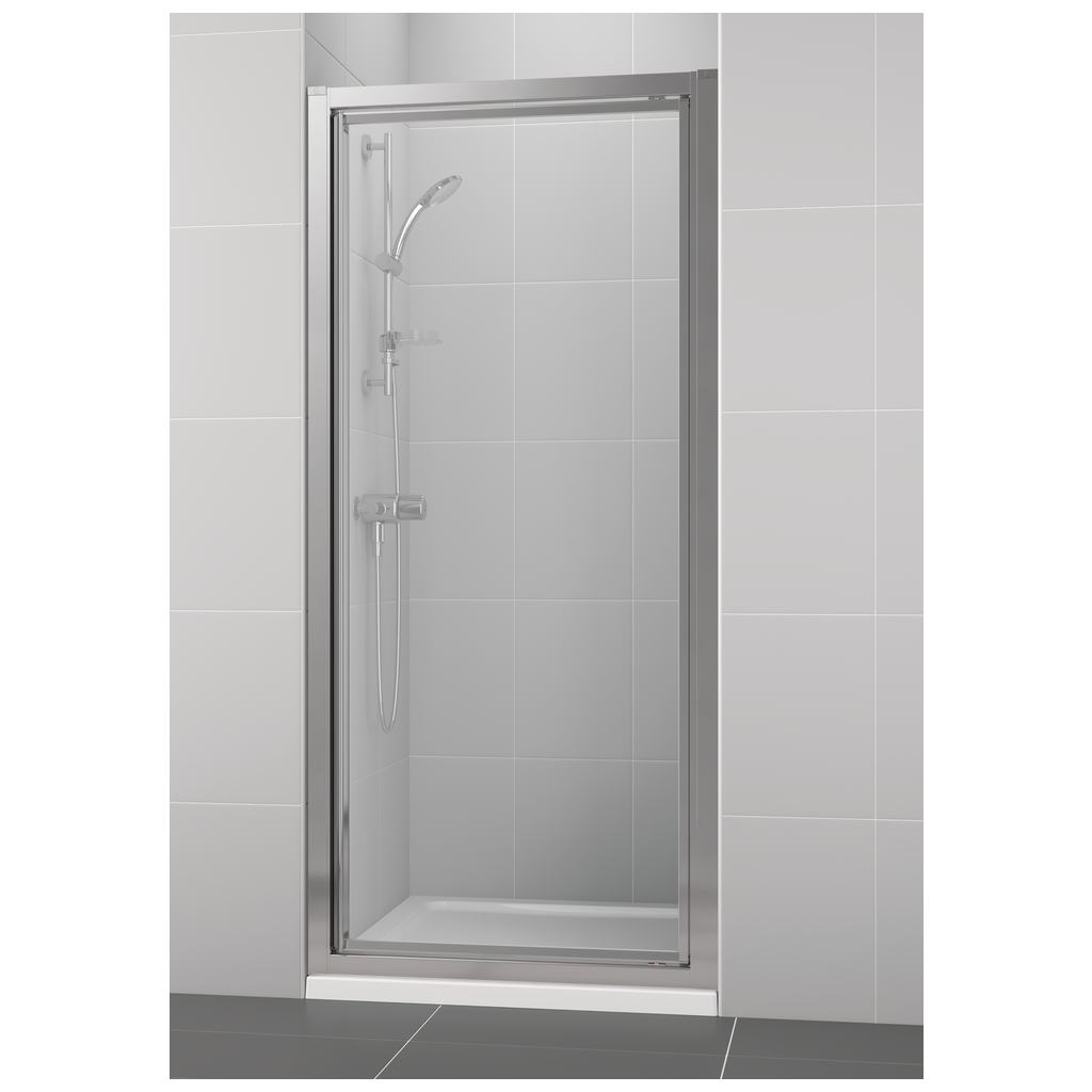 760mm Pivot Shower Door