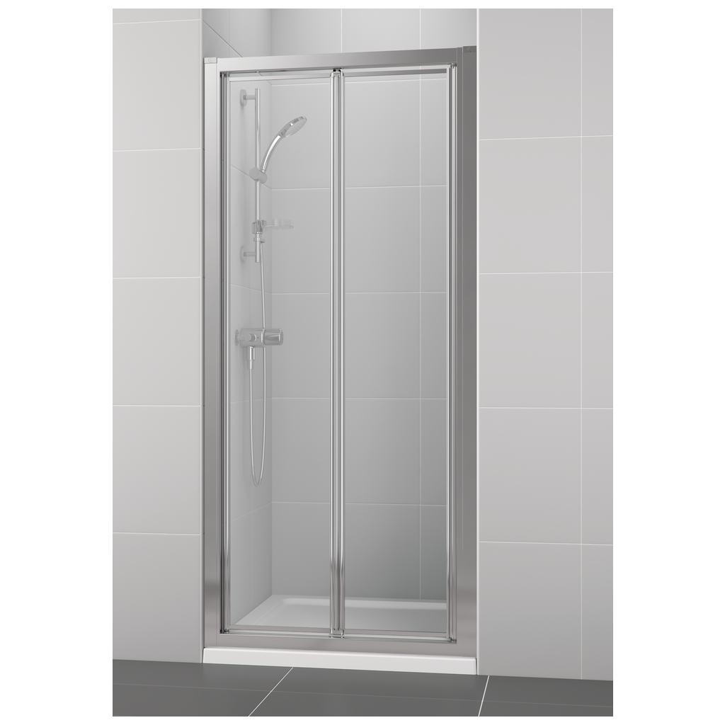Product Details L6645 760mm Bifold Shower Door Ideal Standard