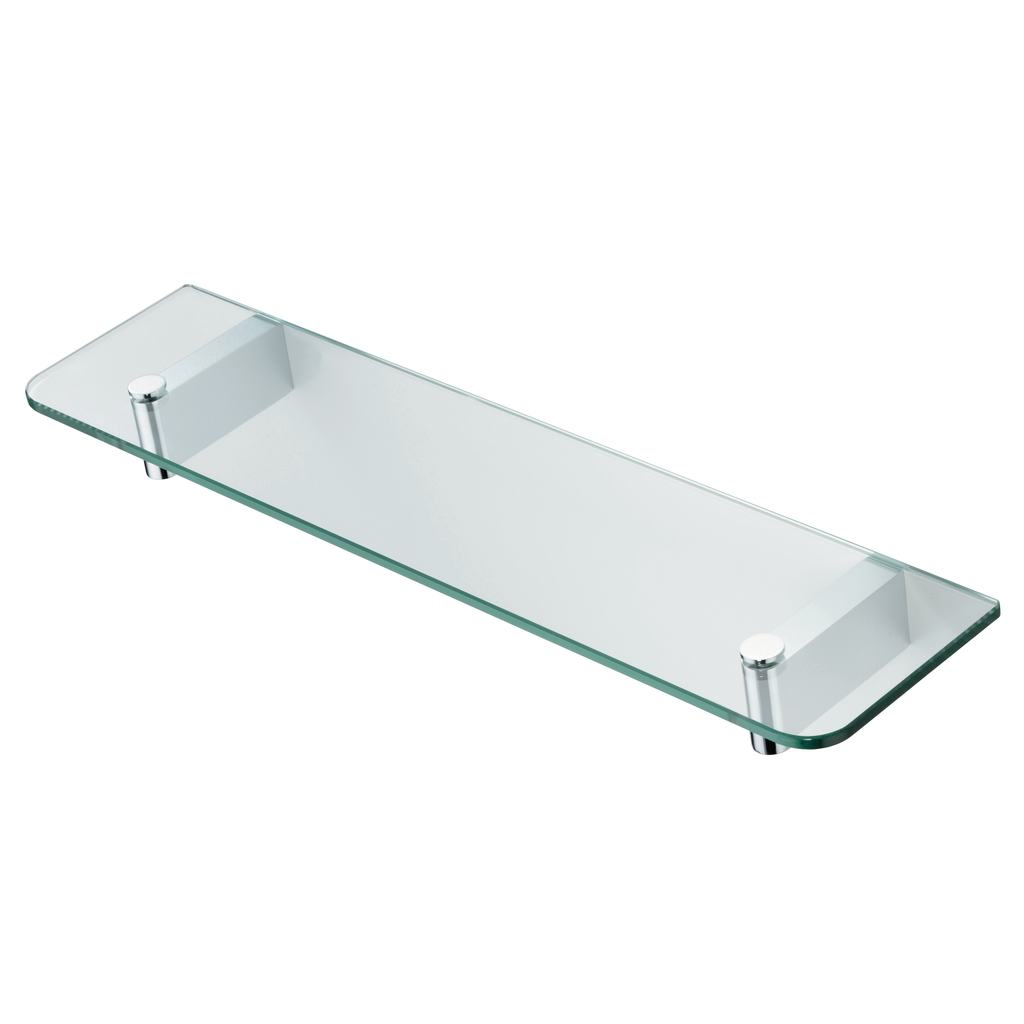 50cm Glass shelf