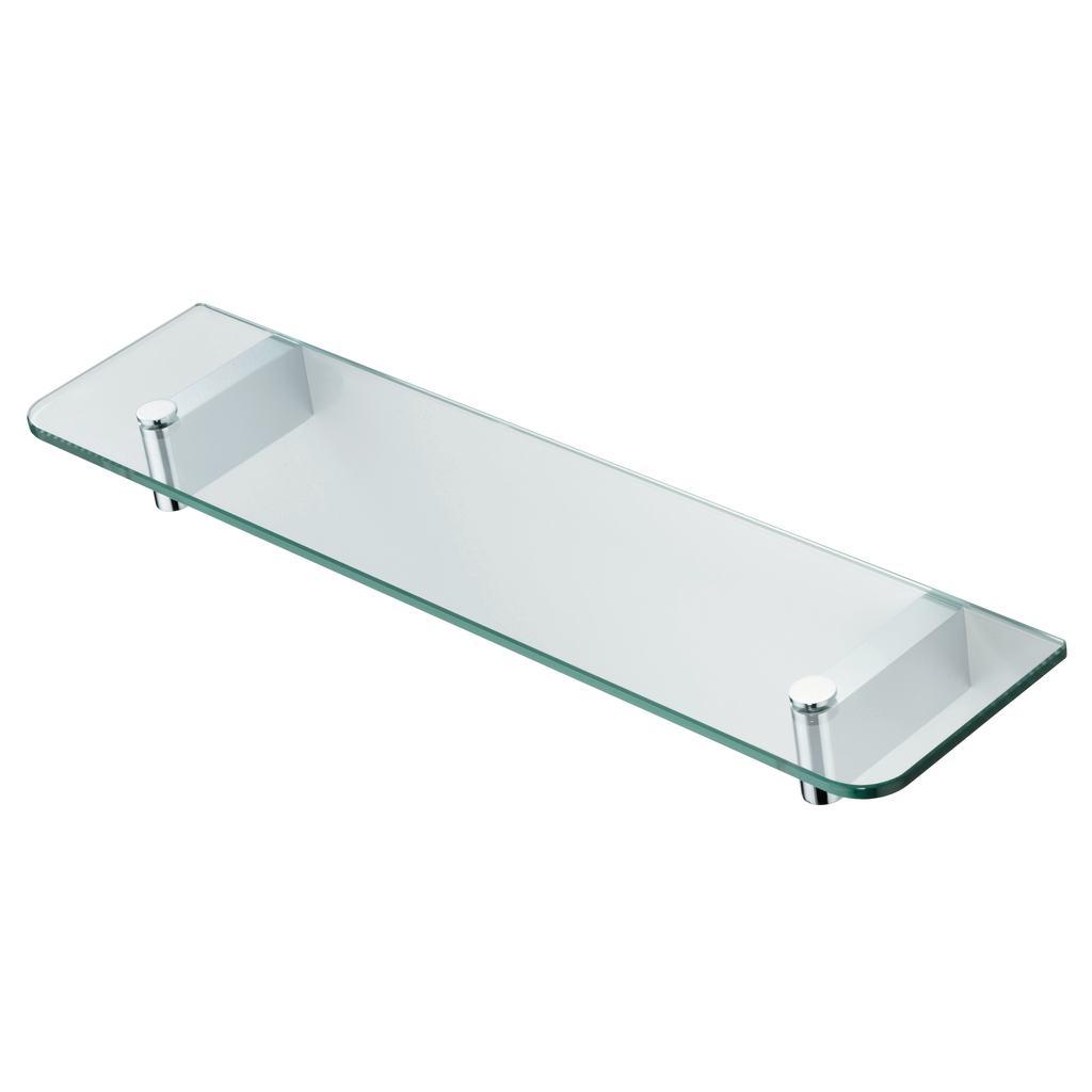 Groovy Product Details N1392 50Cm Glass Shelf Ideal Standard Download Free Architecture Designs Scobabritishbridgeorg