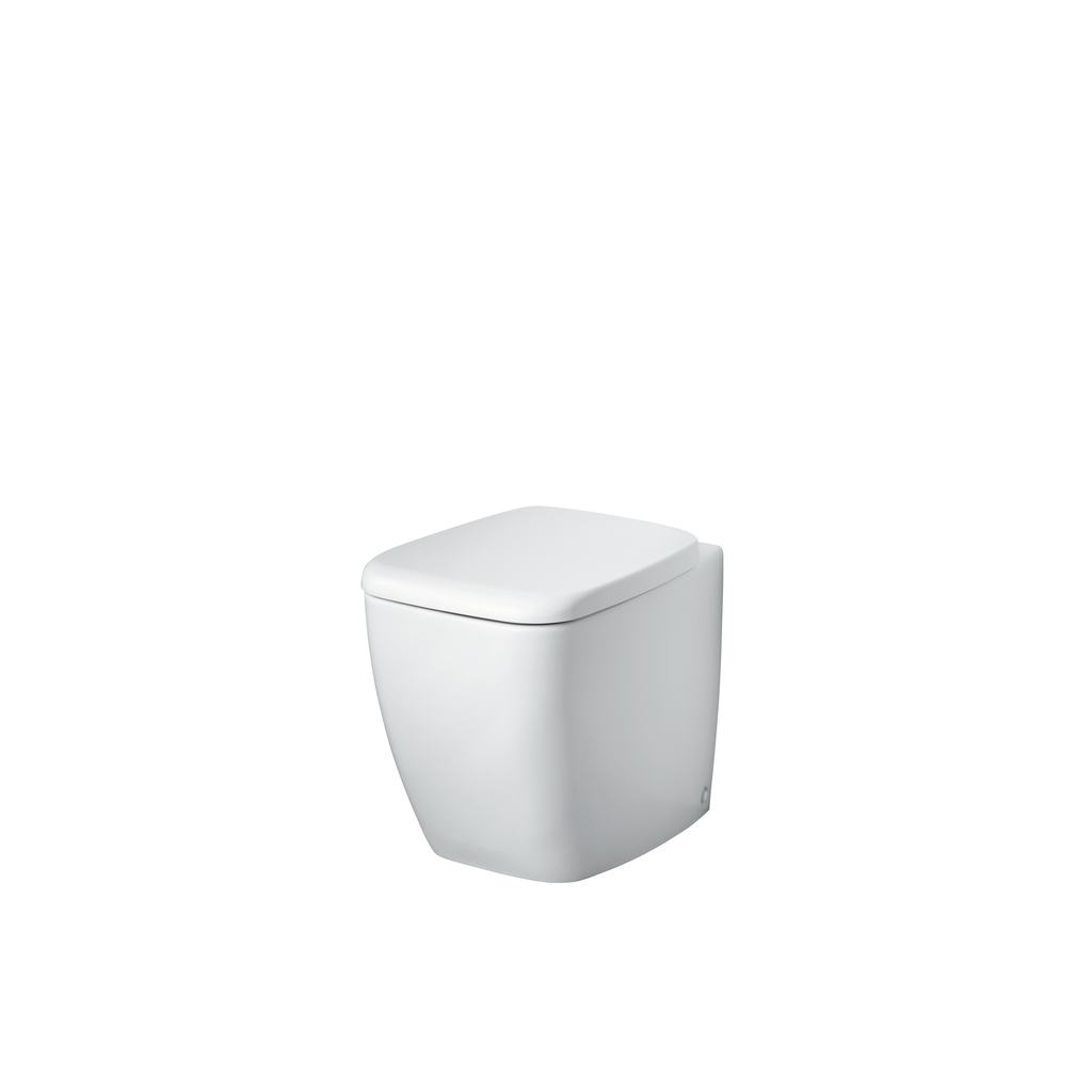 Back-to wall WC Pan