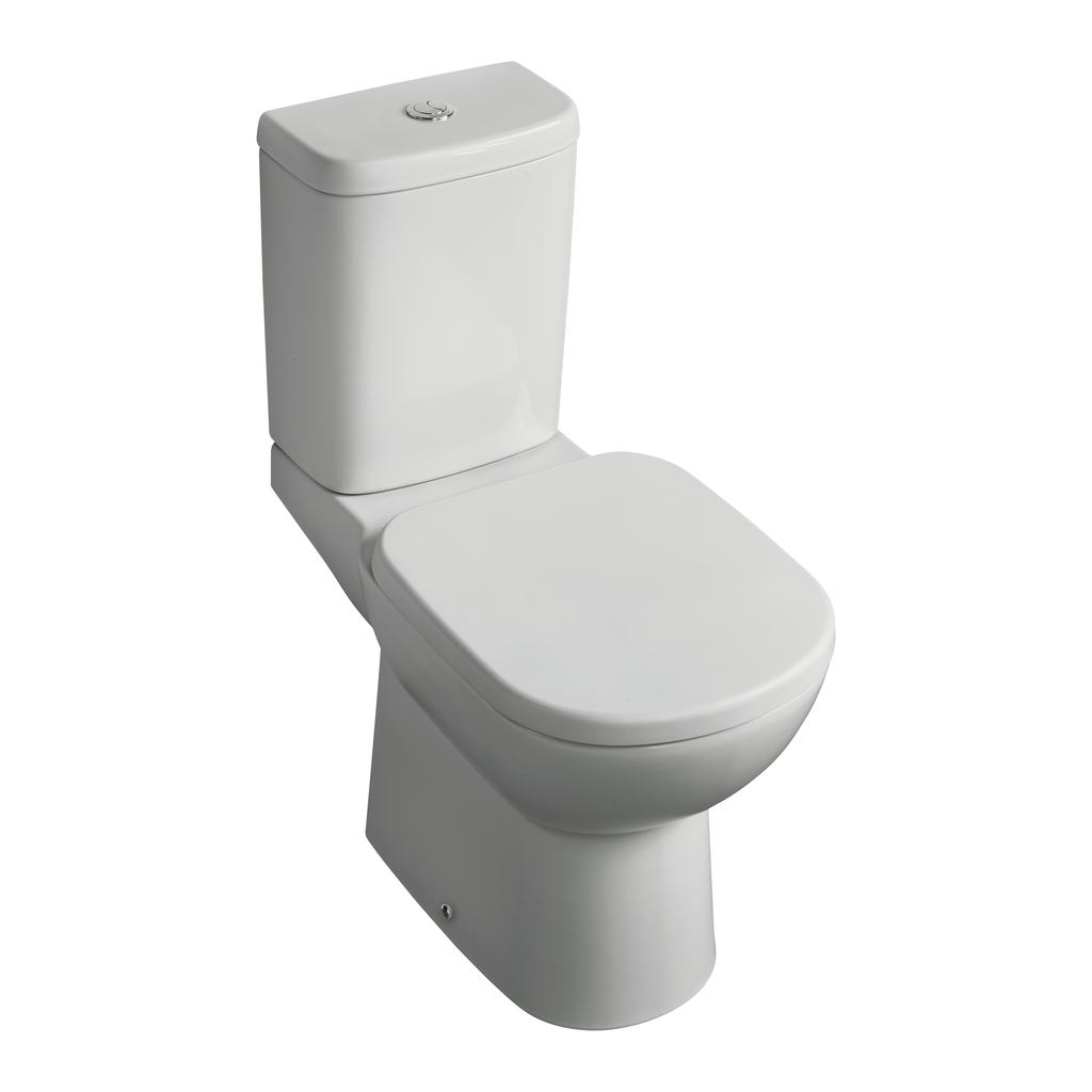 Close Coupled WC Bowl