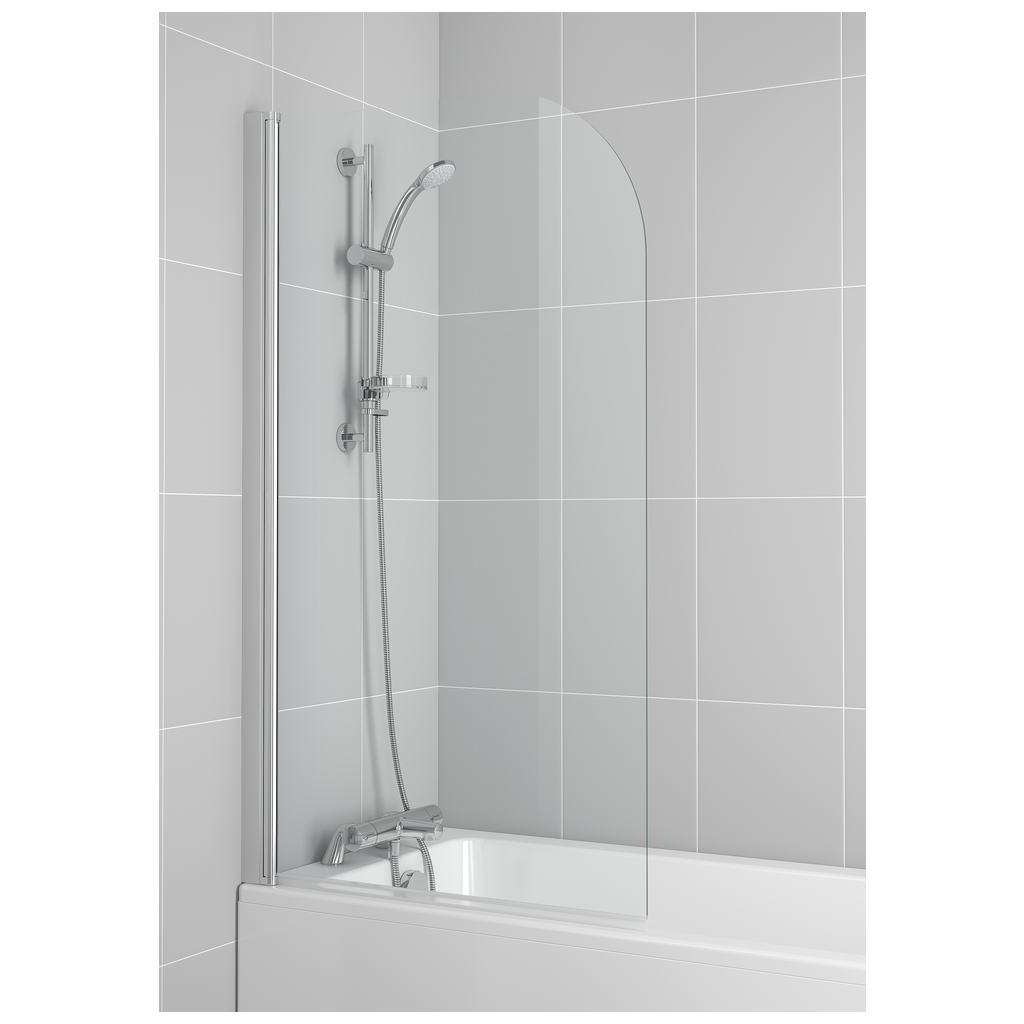 Product details t9924 pare bain arrondi ideal standard for Comideal standard connect baignoire