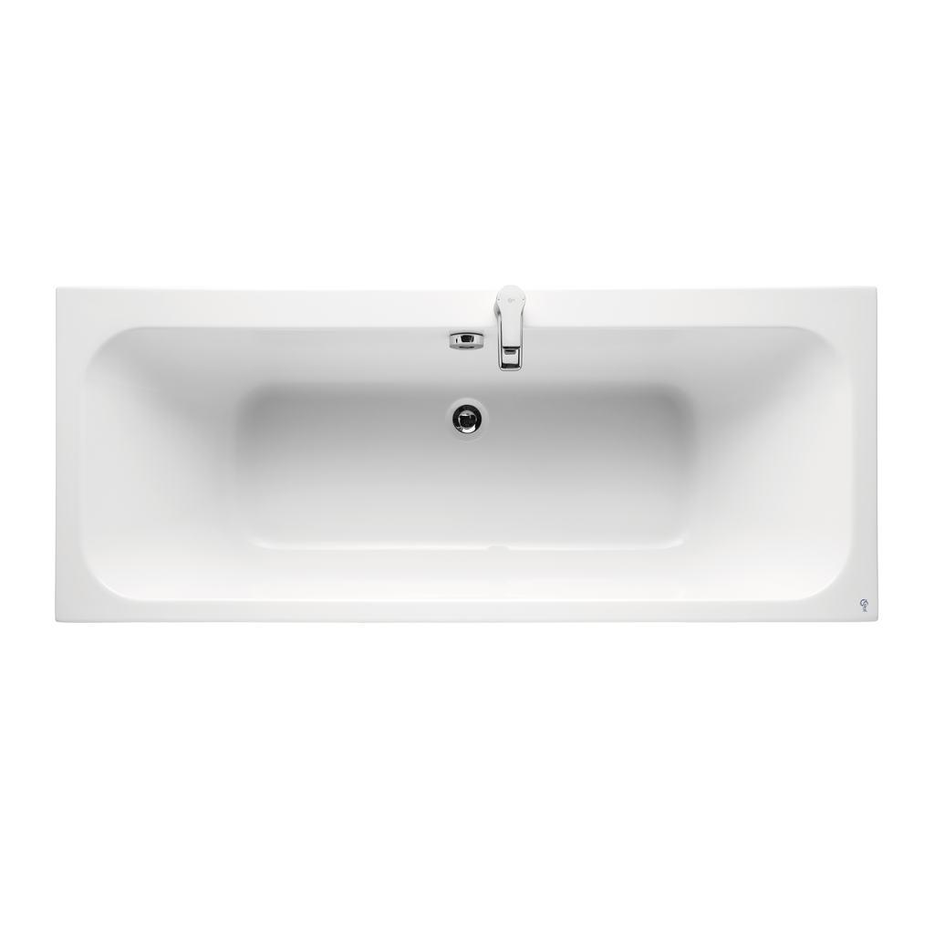 170x70cm Double Ended Bath
