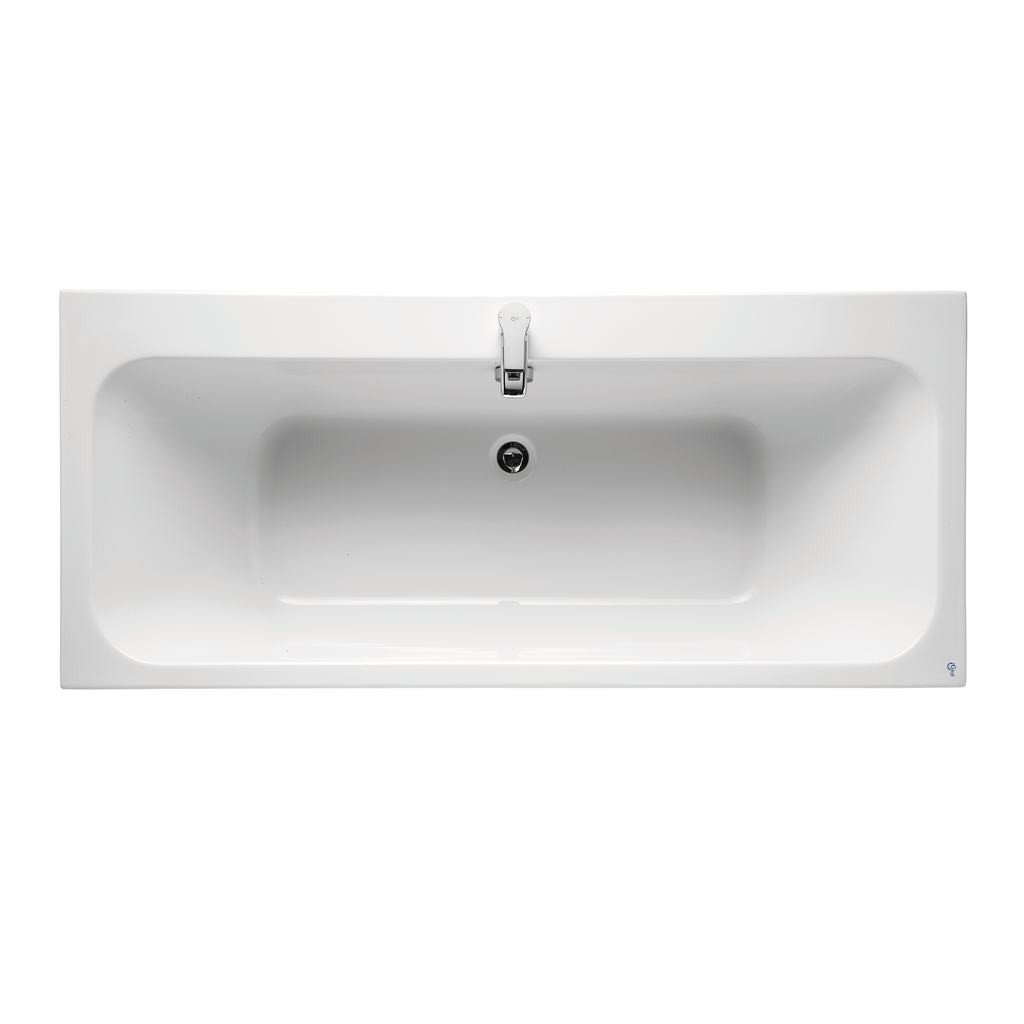 170x75cm Double Ended Bath