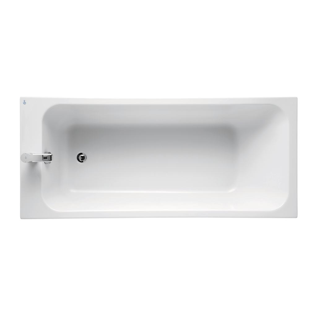 170x70cm Idealform Plus+ Rectangular Bath