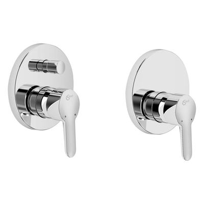 CONNECT встраиваемый смеситель для ванны/душа, комплект № 2, для монтажа с EASY-BOX A1000NU