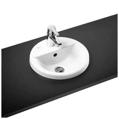 38cm Countertop basin, 1 taphole