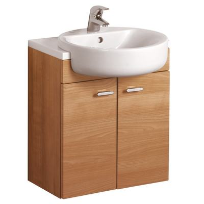 500mm Semi-Countertop Basin Unit