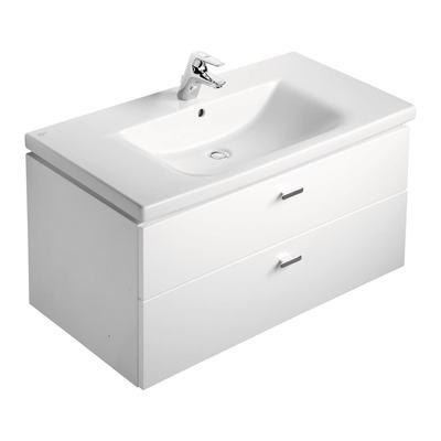 100cm Vanity Washbasin, 1 taphole