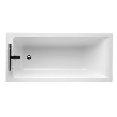 150x70cm Rectangular Bath, 2 Tapholes