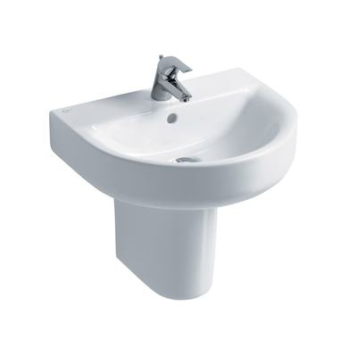 Arc 55cm Washbasin, 1 taphole