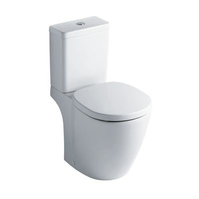 Cube 6/4 Litre Close Coupled Cistern