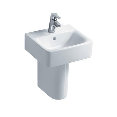 Cube 40cm Handrinse Washbasin, 1 taphole