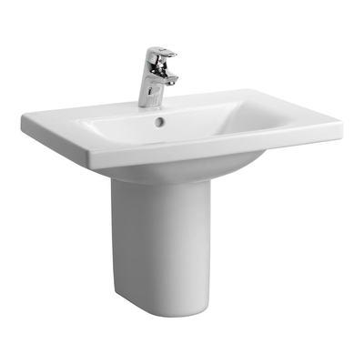 60cm Vanity Washbasin, 1 taphole