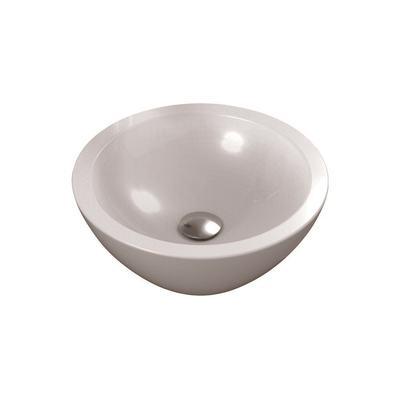 STRADA умывальник - чаша круглый 42x42 см