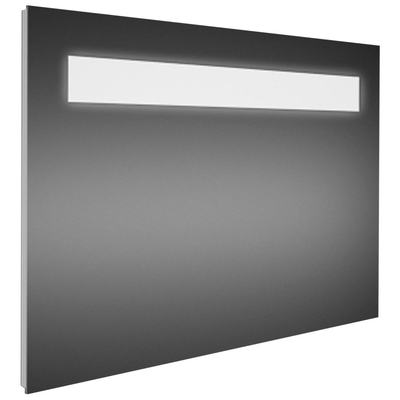 1200 x 650mm Mirror with light