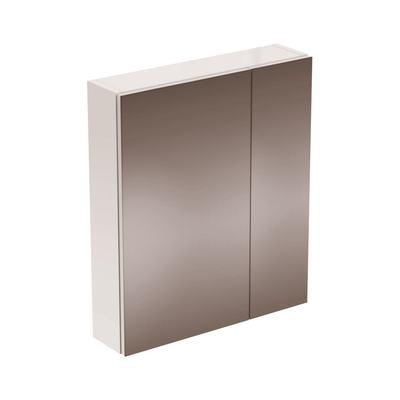 STRADA Зеркальный шкаф с 2 дверцами 60 см