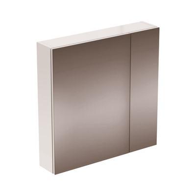 STRADA Зеркальный шкаф с 2 дверцами 70 см