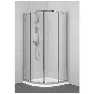 800mm Quadrant Shower Door