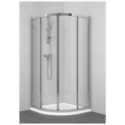 800mm Quadrant Shower Door