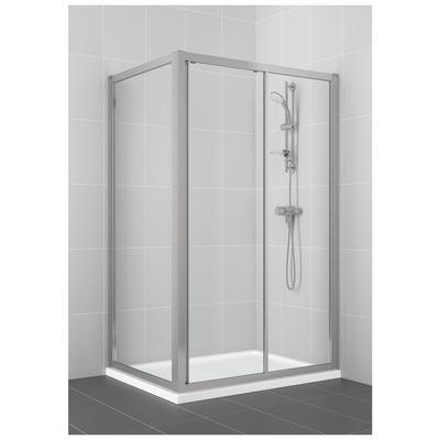 800mm Shower Side Panel