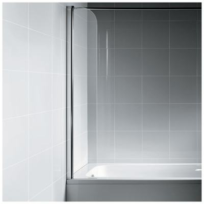 Shower Guard with Alcove Pole