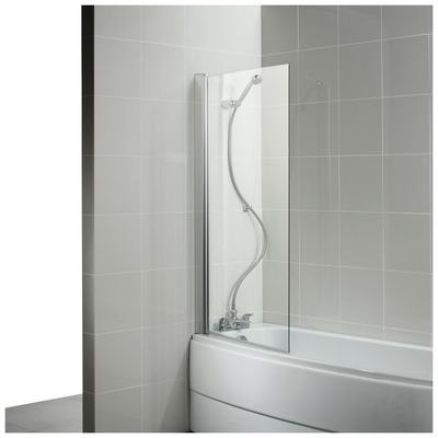 Curved Bath Screen